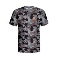 Savage Gear Simply Savage Camo T-Shirt Shirt