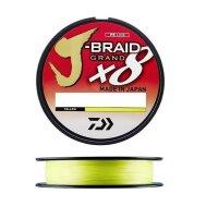 Daiwa J-Braid Grand X8 0,20mm / 16,0kg / 300m Geflochtene...