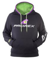 Daiwa PX Hoodie schwarz XL