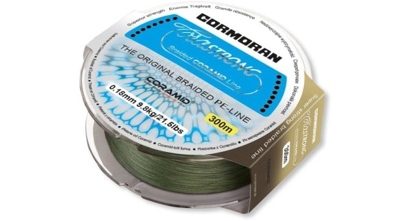 Cormoran Corastrong grün 0.35mm 135m