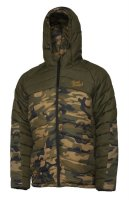 Prologic BANK BOUND INSULATED JKT. IVY GREEN/CAMOU M