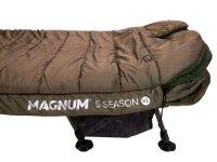 Carp Spirit MAGNUM SLEEP BAG 5 SEASON XL Schlafsack...