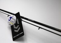 Daiwa Crossfire Black Spinn-Combo 2,13m 7 -28g + Rolle...