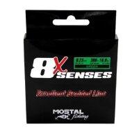 Mostal 8x Senses 300m Green 0,15mm / 9,9kg Geflochtene...
