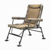 Nash Indulgence Big Daddy Chair Karpfenstuhl