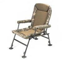 Nash Indulgence Hi-Back Chair Karpfenstuhl