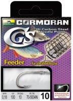 Cormoran Hi Carbon Steel Needle Point Haken Feeder...