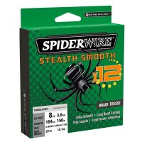 SpiderWire SS12SFS8-HVY SSM12 .09MM150M 7.5K HVYEL