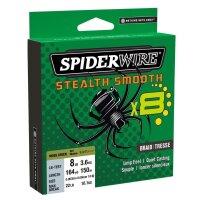 SpiderWire SS8SVP30-HVY SSM8 .19MM300M 18.0K HVYEL