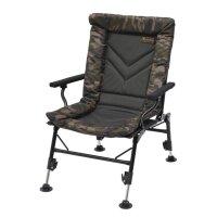 Prologic Avenger Comfort Camo Chair mit Armlehnen &...