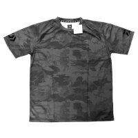 Daiwa T-Shirt atmungsaktiv camo grey Gr. XXL UV-Schutz