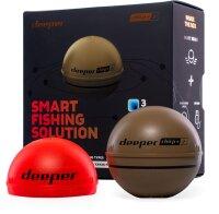 Deeper Smart Sonar Chirp+ 2.0 Echolot Wurfecholot