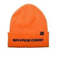 Savage Gear Fold-Up Beanie One Size Sun Orange...