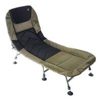 Q-TAC Karpfenliege Bedchair 8-Bein Anglerliege Deluxe...