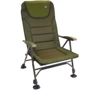 Carp Spirit Magnum Chair Hi-Back Karpfenstuhl mit...